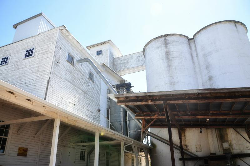 Thompson's Flour Mill 2 @ Mt. Hope Chronicles