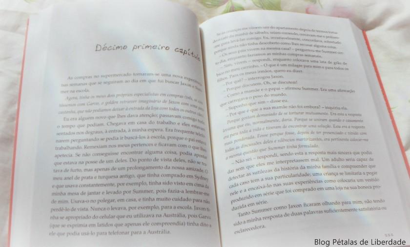 livro, fotos, trecho, Marshmallow, Dorothy-Koomson, Primavera-Editorial, diagramação