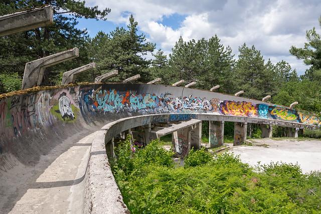 Sarajevo Bob Sleigh Track