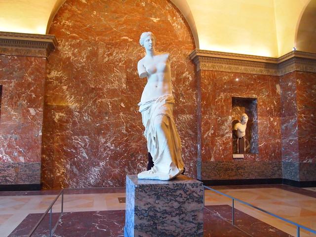 P5281777 パリ ルーブル美術館 フランス paris louvre
