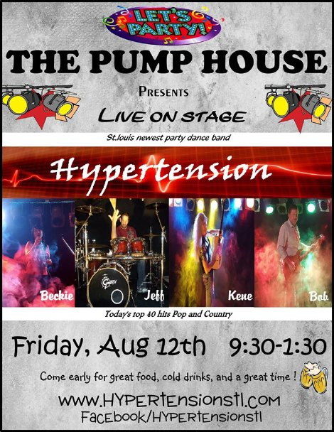Hypertension 8-12-16