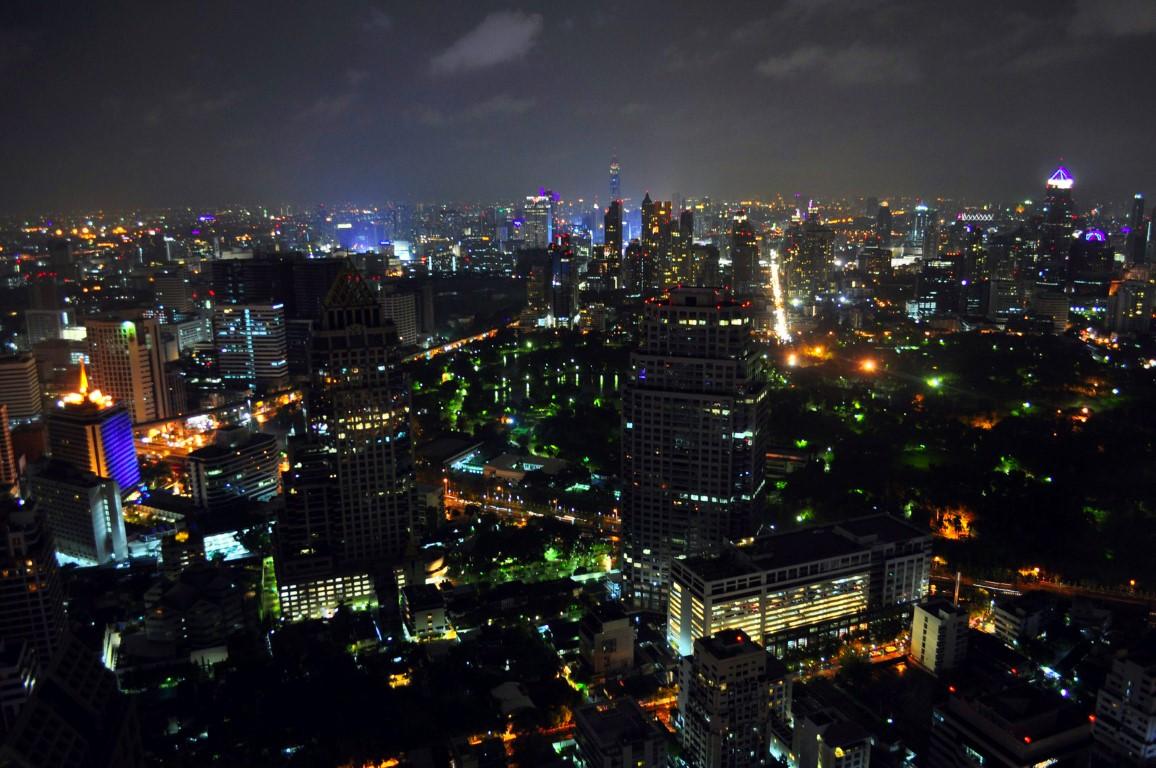 dónde comer en Bangkok : Vertigo & Moon Bar Bangkok, Tailandia vertigo & moon bar - 30237875545 632b338262 o - Vertigo & Moon Bar, el cielo de Bangkok