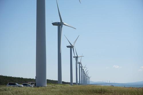 20160812 八竜風力発電所