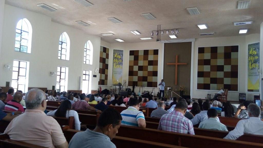 Ministerial Regional acontece na Igreja do Retiro