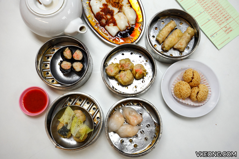 Ming Court Dim Sum Ipoh - Ipoh Food