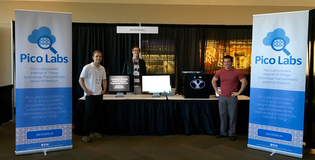 PicoLabs at Open West