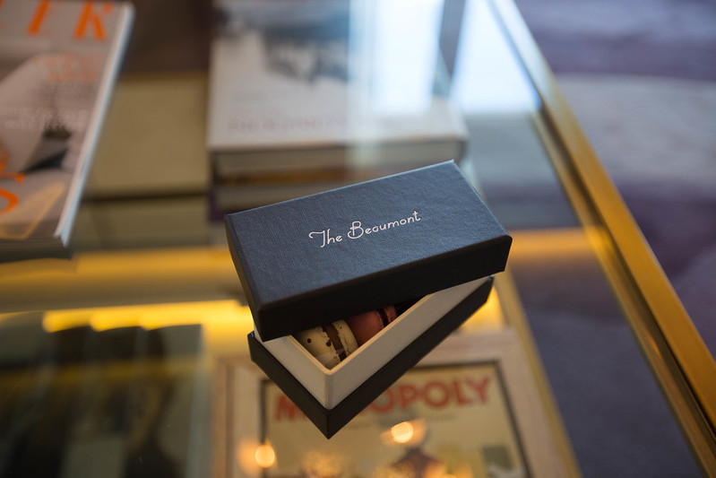 Review:  The Beaumont, London