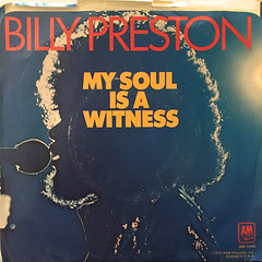 BILLY PRESTON:NOTHING FROM NOTHING(JACKET B)