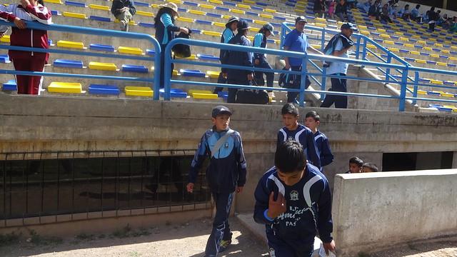 Olimpiadas Deportivas Escolares (Fase Provincial)