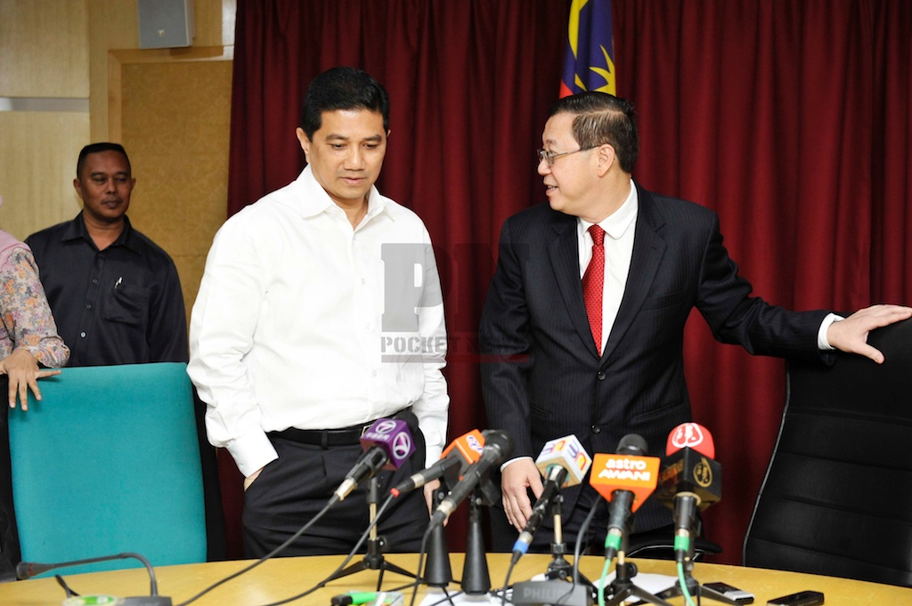Sidang Media Y.A.B. Ketua Menteri Lim Guan Eng (20 July 2016)