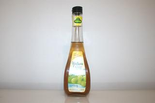 08 - Zutat Weißweinessig / Ingredient white wine vinegar