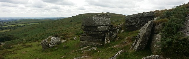 Corndon North Tor