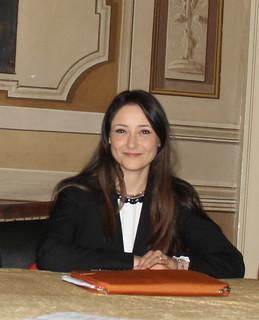 L'assessore Francesca Barone