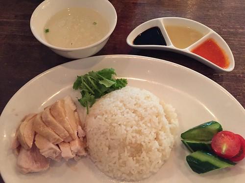 海南鶏飯食堂 海南チキンライス