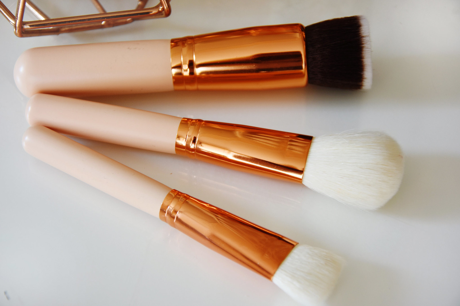 Makeup brushes bought on Ebay
