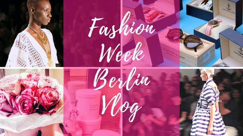 MBFWB Vlog I Style By Charlotte #FashionWeek