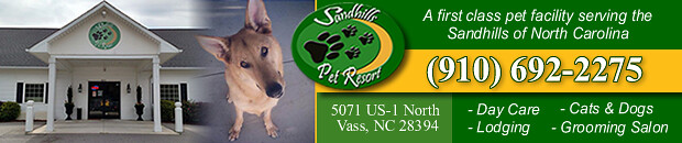Sandhills Pet Resort