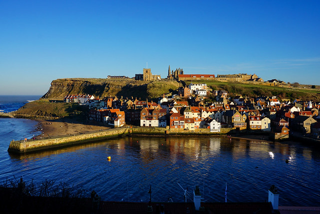 Whitby coast