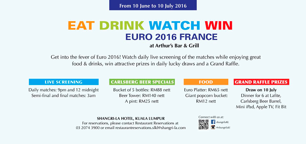 Euro 2016 Arthur Grill