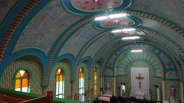 Église Ste-Cécile Lamèque