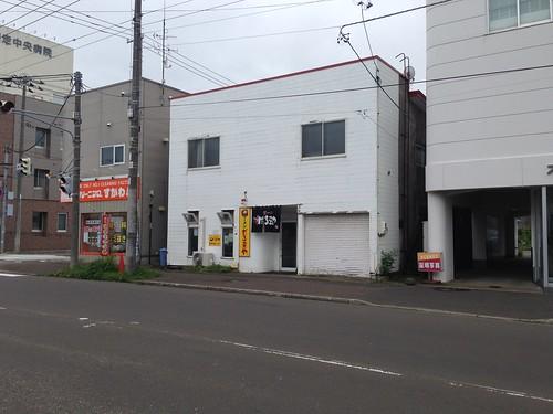 hokkaido-abashiri-ramen-darumaya-outside