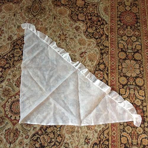 Fichu/Neck Handkerchief