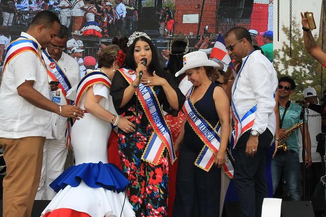 Desfile Y Festival Dominicano de New Jersey 2016
