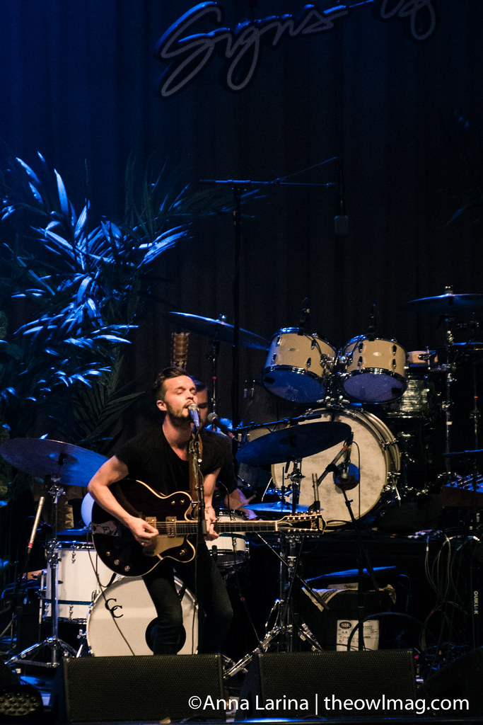 The Tallest Man on Earth @ The Greek Theater 100716 11