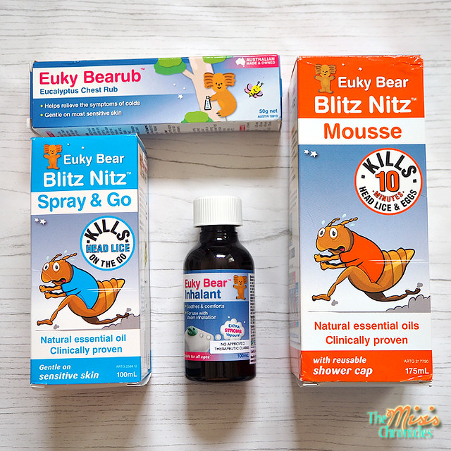 Euky Bear Philippines products