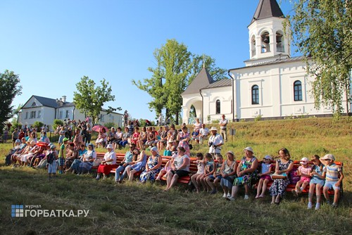 Фестиваль лирико - патриотической песни «Русь крещёная»