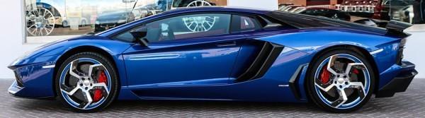 Mansory Lamborghini Aventador