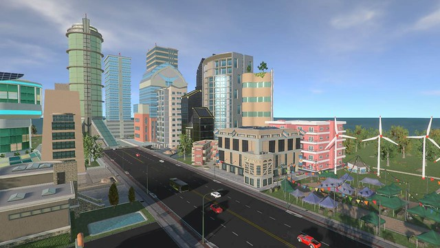Big City Stories: Free-to-Play City Builder Launching August