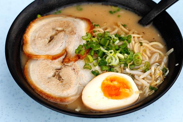 Akashi Pork Ramen