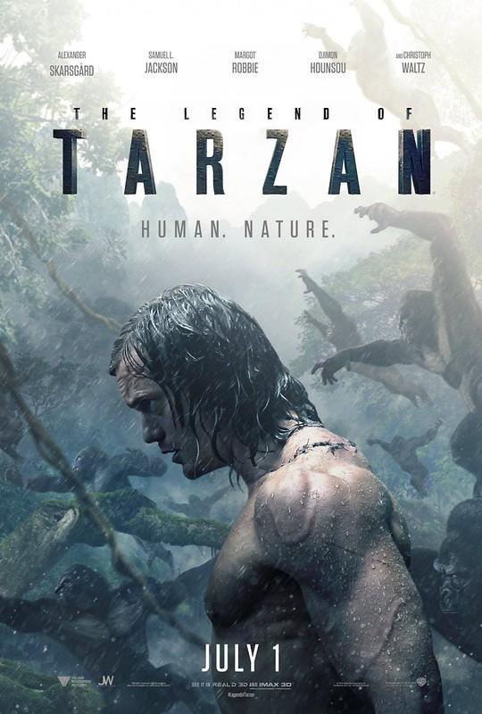 The Legend of Tarzan - Poster 2