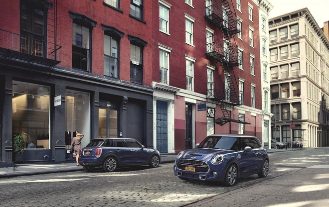 【新聞照片三】MINI Seven Edition將於「BMW跨世紀特展」正式發表