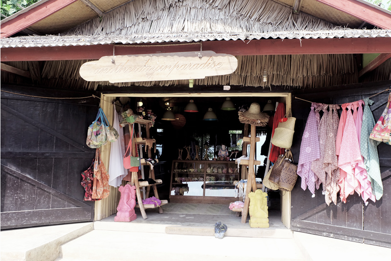 ANOTHER DAY IN paradise boutique gili