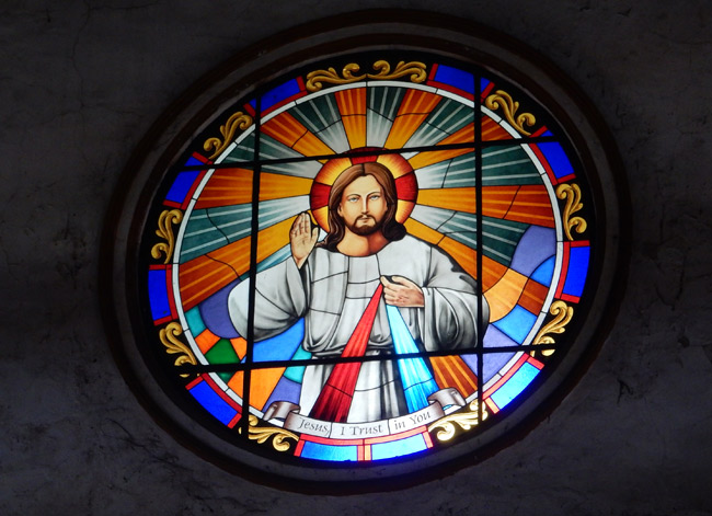 jesus-colored-glass