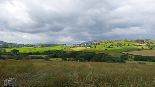 Hills near Trawsfynydd