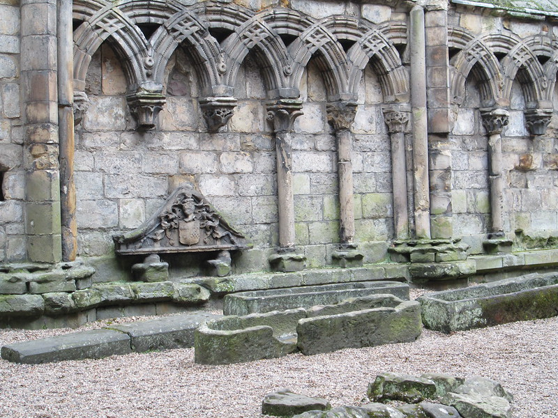 Holyroodhouse Abbey 5