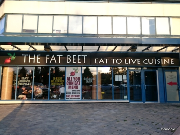 The Fat Beet exterior