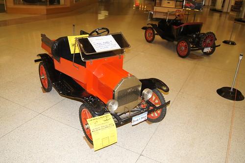 Mini model t parade truck willmar car club 2014 kandi mall