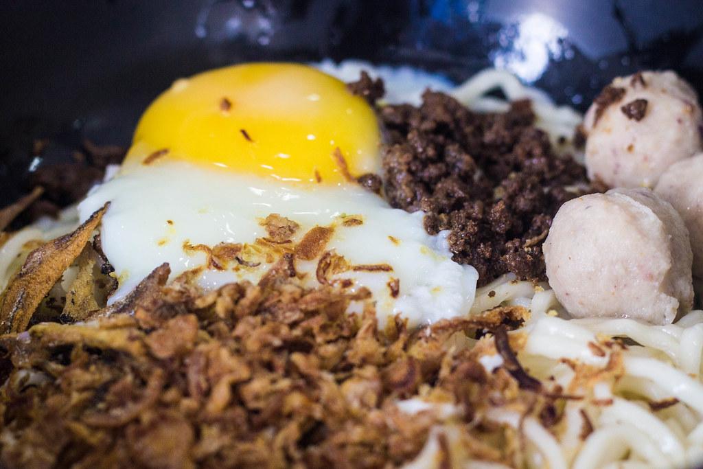 Tai Seng: Kin Kin Chili Pan Mee