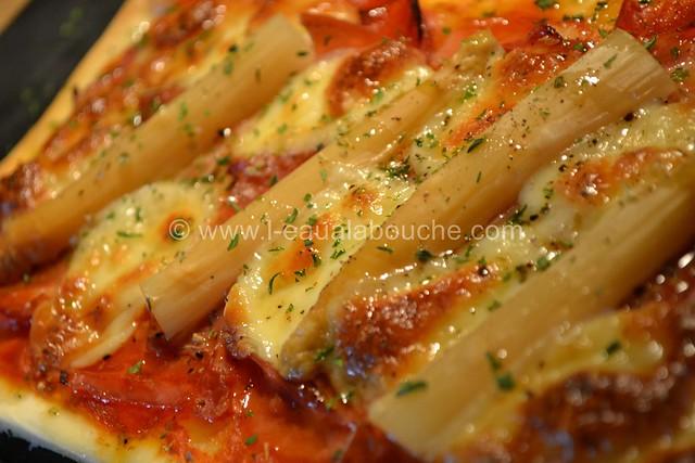Pizettes au Jambon Chorizo & Asperges © Ana Luthi Tous droits réservés 007