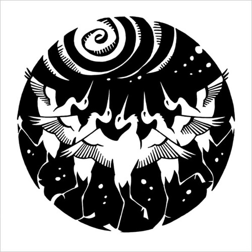 Heron Dance / Танец цапель