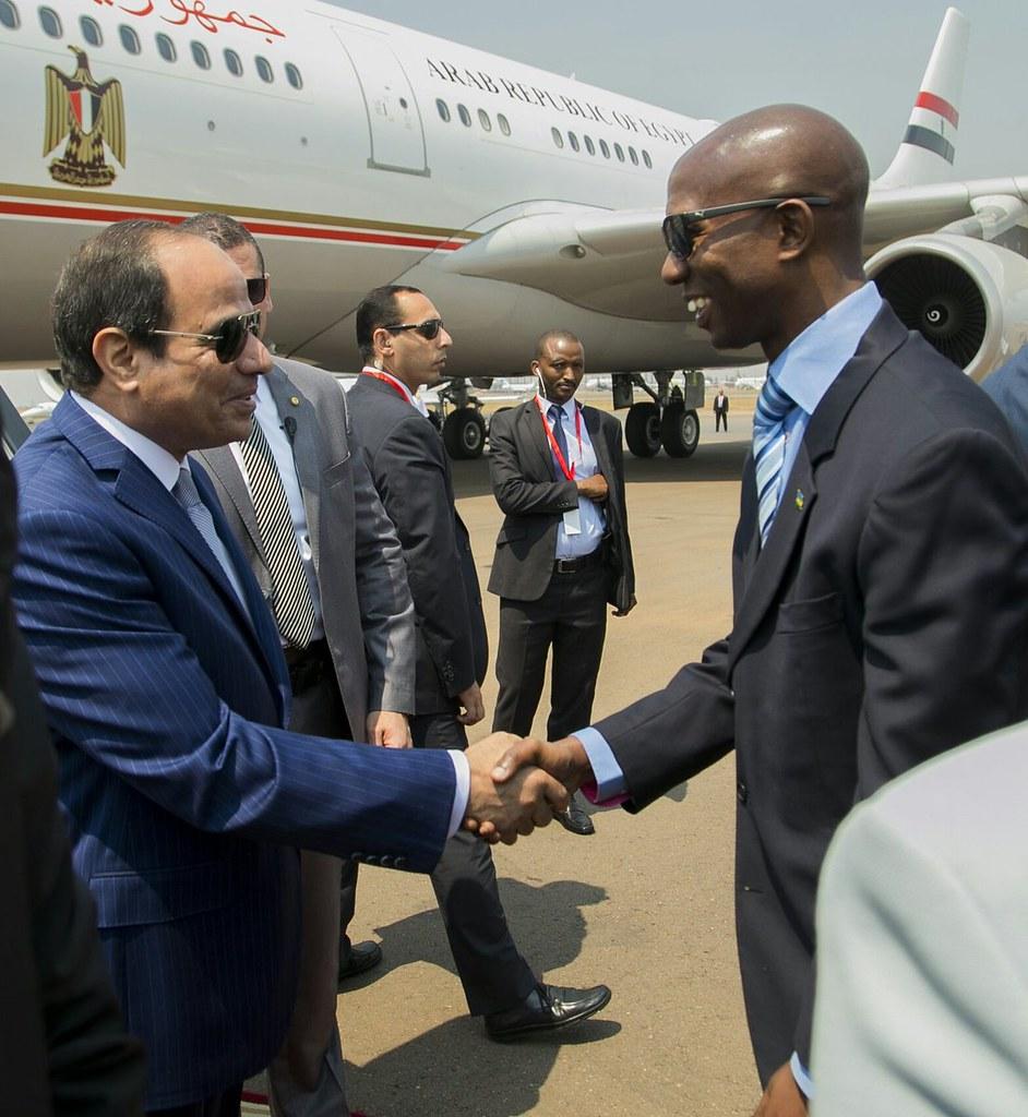 AU Egypt Al Sisi