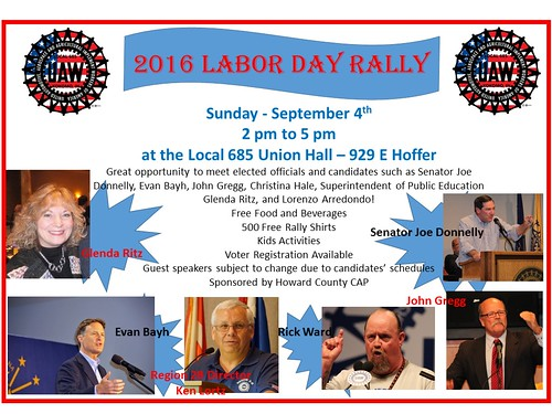 LABOR DAY RALLY Flyer r Ward rev size