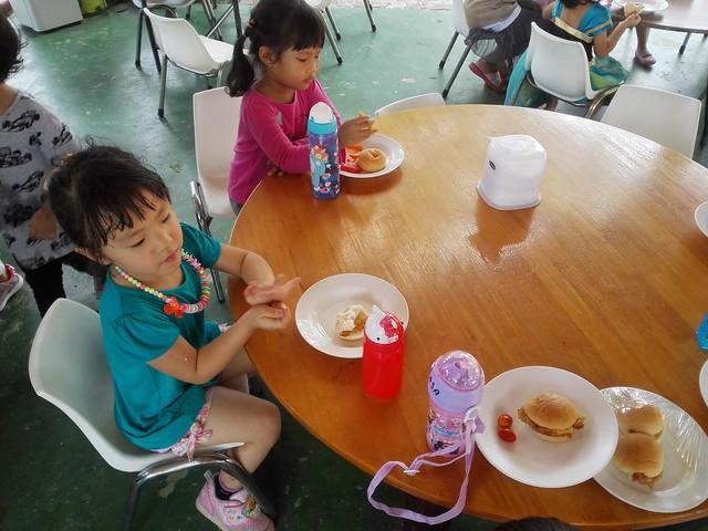 Summer School Lunch