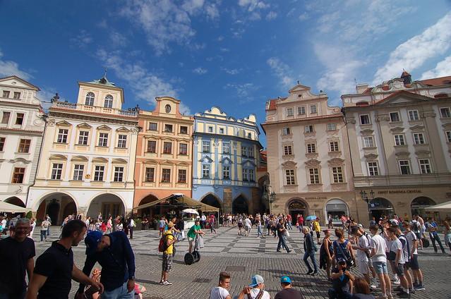 布拉格 舊市政廳