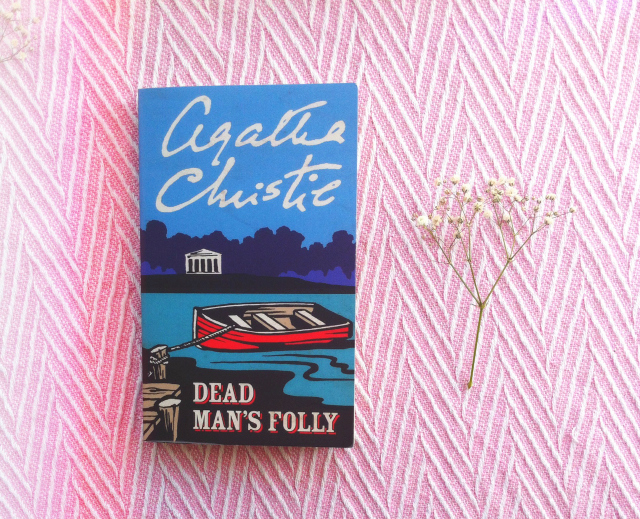 dead mans folly book haul agatha christie uk vivatramp blog