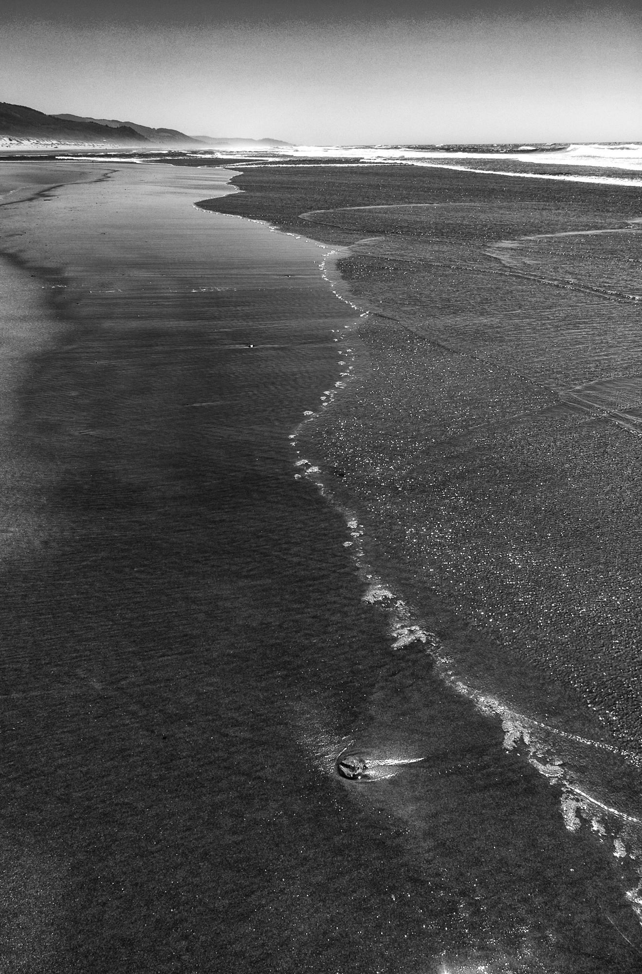 Sea at Manzanita